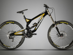 Nukeproof Pulse DH PRO – CaneCreek DB 2013