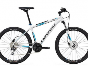 Cannondale Trail 6 White